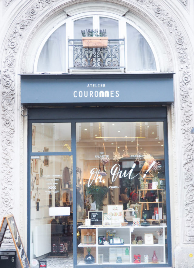 Boutiques Paris