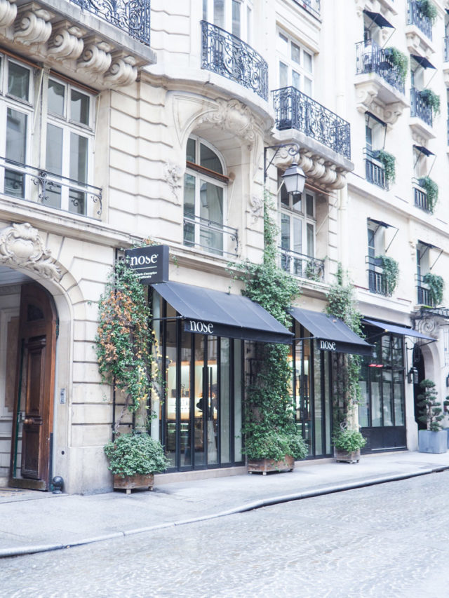 Paris boutique