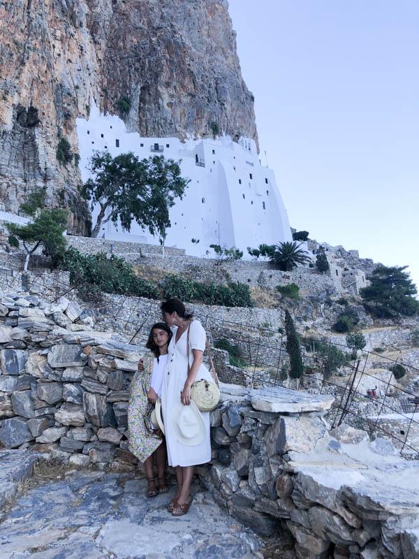monastère amorgos
