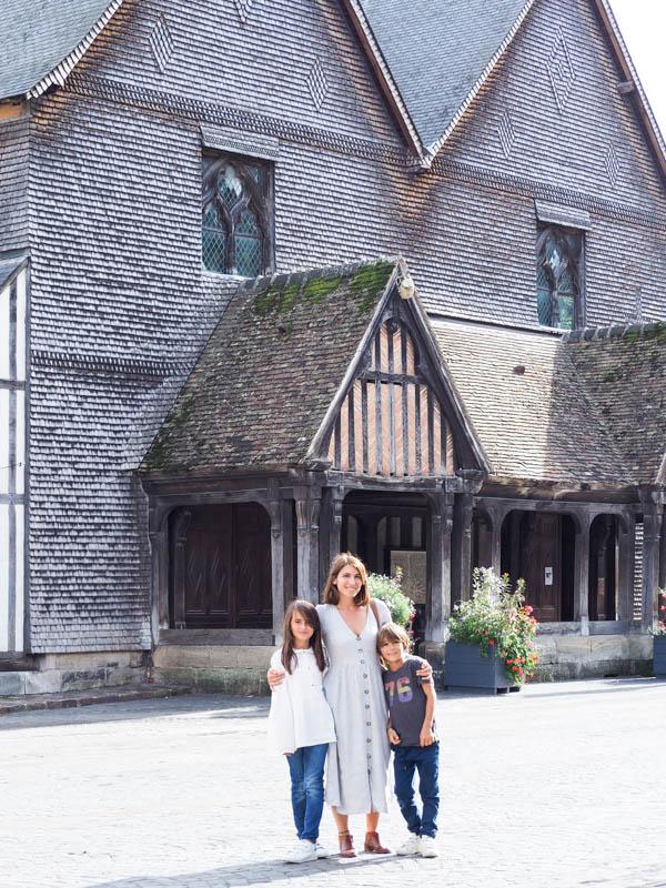 Les maisons de Léa, Honfleur